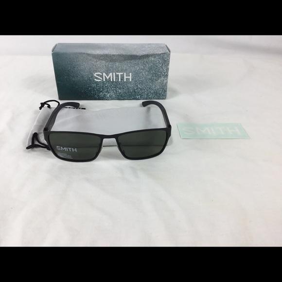 646b553b92 New Smith Optics Contra Sunglass Matte Black